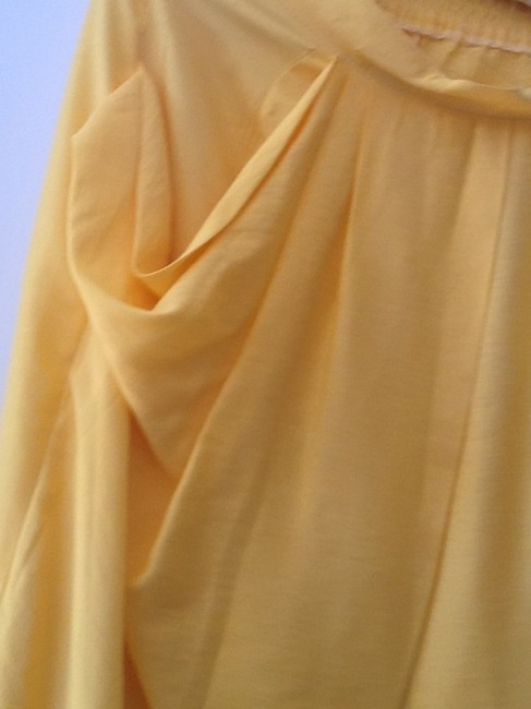 Bay Island Skirt Yellow