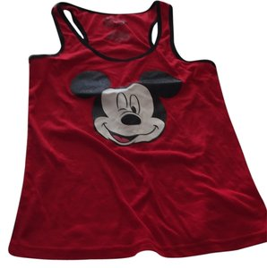 Disney Top Red