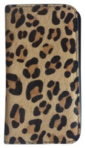 J.Crew J.Crew Calf Hair Wallet and iPhone 4 Case