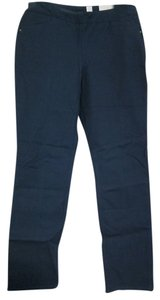Chico's So Slimming 0.5 Straight Leg Jeans-Coated