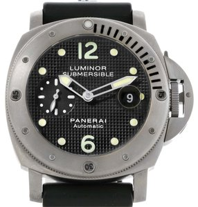 Panerai Panerai Luminor Submersible 44mm Mens Watch PAM025 PAM00025