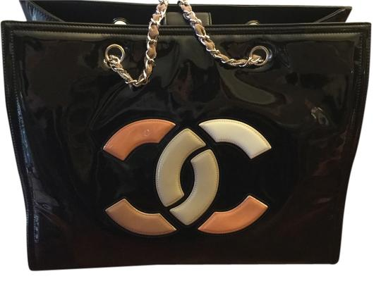 Preload https://img-static.tradesy.com/item/9408358/chanel-shopping-tote-lipstick-grand-black-patent-leather-tote-0-1-540-540.jpg