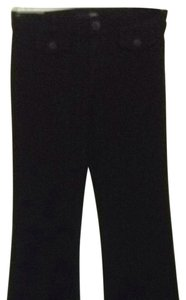David Kahn Trouser/Wide Leg Jeans-Dark Rinse