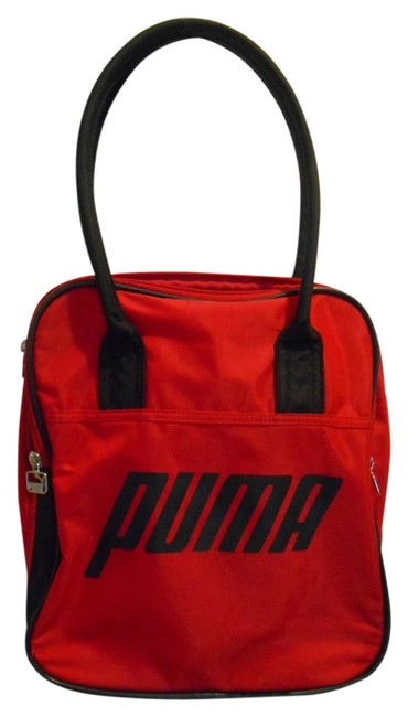 Item - Athletic Gym Red Nylon Other Weekend/Travel Bag