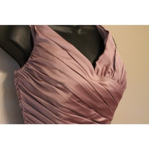 Belsoie Mauve Dress