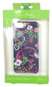 Vera Bradley Snap On Case For Iphone 5 Ribbons