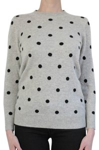 J.Crew Cashmere Cashmere Cahsmere Polka Dot Sweater