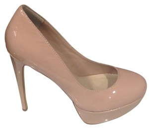 Steve Madden Patent Blush Pumps