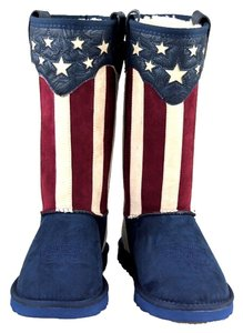 Montana West American Flag Boots