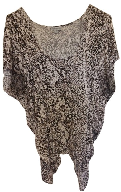Preload https://item1.tradesy.com/images/charlotte-russe-white-black-tan-night-out-top-size-18-xl-plus-0x-941205-0-0.jpg?width=400&height=650
