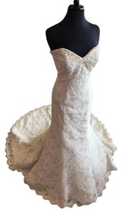 David Tutera For Mon Cheri David Tutera 212242 Wedding Dress