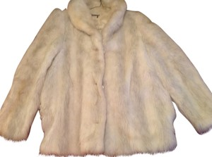 Silver Unicorn Vintage Fur Jacket Fur Coat