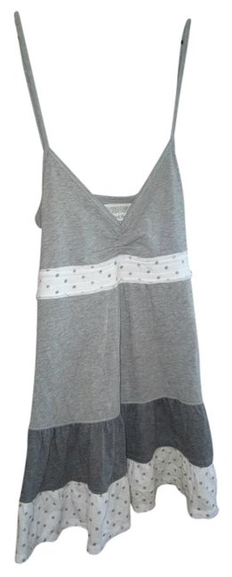 Preload https://item3.tradesy.com/images/duck-head-shades-of-white-and-grey-tank-topcami-size-12-l-941242-0-0.jpg?width=400&height=650