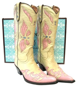 Lane Boots Western Cowboy Multi Boots