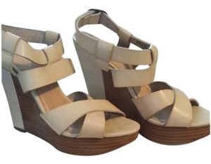 Aldo Cream, Off-White Wedges