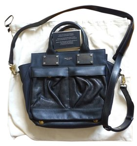 Rag & Bone Small Pilot Satchel in black