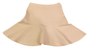 Devlin Mini Skirt Off-white