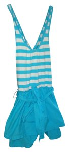 Hollister short dress turquoise on Tradesy