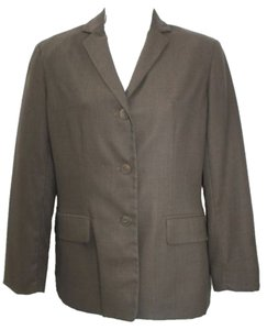 Brooks Brothers Brothers Wool Jacket BROWN Blazer