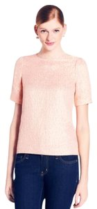 Kate Spade Perfect Holiday Top Rose gold