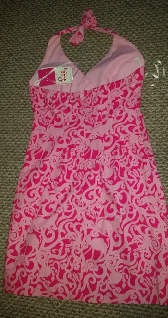 Lilly Pulitzer short dress Pink Hawaiin on Tradesy