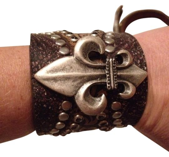 Leather by Michael Lawrence Leather Rock Leather Cuff