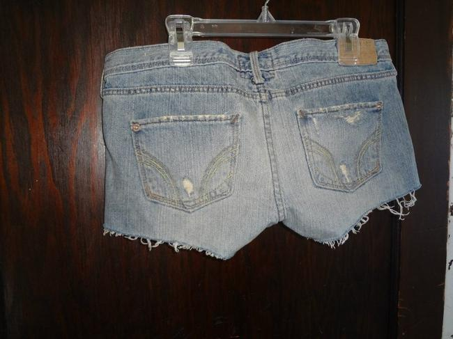 Hollister Cut Off Shorts jean