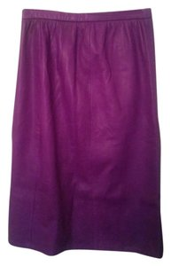 Givenchy by Neiman Marcus Vintage Skirt purple
