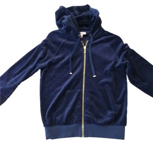 Juicy Couture Juicy Couture Navy Track Suit Hoodie