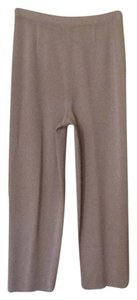 Misook Exclusively Relaxed Pants Beige