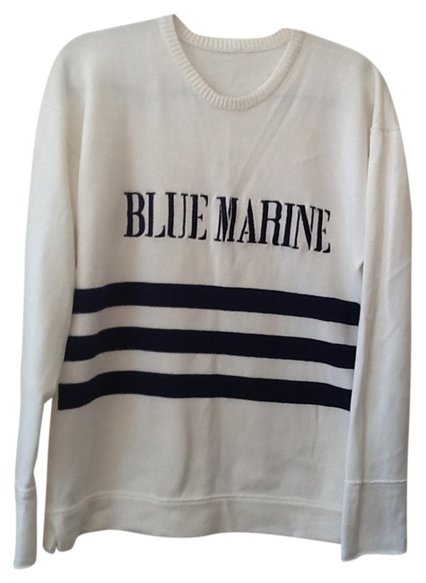 Blue Marine Sweater