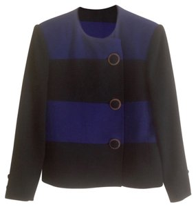 Herbert Grossman Jacket Coat Blue black Blazer
