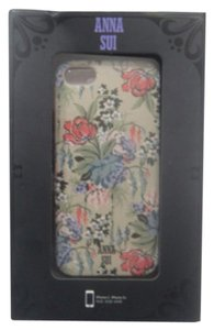 Anna Sui Anna Sui iPhone 5/5s Floral Dual Layer Case model#CO8179