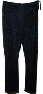 Laurence Kazar 8 Flare Pants Black