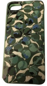 Marc by Marc Jacobs Marc by Marc Jacobs iPhone 5/5s Green Print Hardshell Case