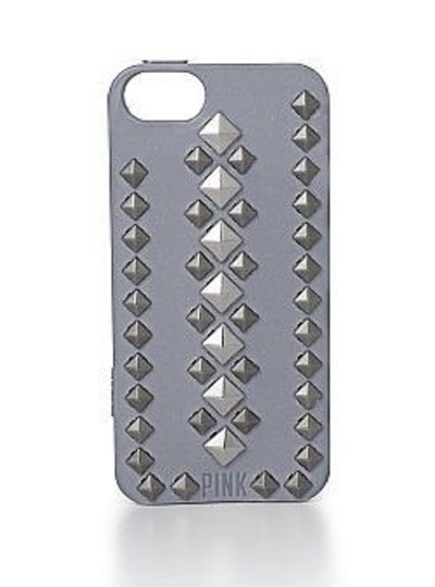 Preload https://item3.tradesy.com/images/pink-gray-by-victoria-s-secret-silver-metallic-studs-iphone-jelly-case-cover-iphone-55s-tech-accesso-941772-0-0.jpg?width=440&height=440