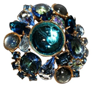 Other Beautiful Blue Brooch