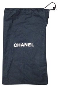 Chanel Chanel #3842 drawstring Dust Pouch Large 8 X 13 Tote Bag