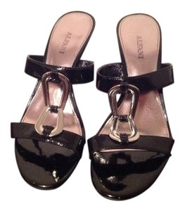 Alfani Black patent Sandals