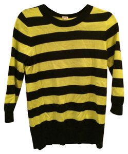J.Crew Striped Bold Stripe Sweater