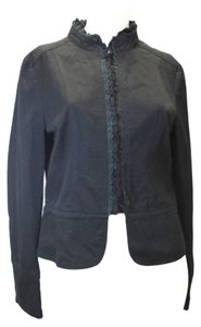 Romeo & Juliet Couture Cotton BLACK Jacket