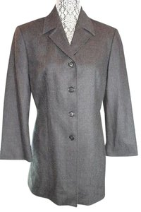 Sisley Wool Jacket gray Blazer