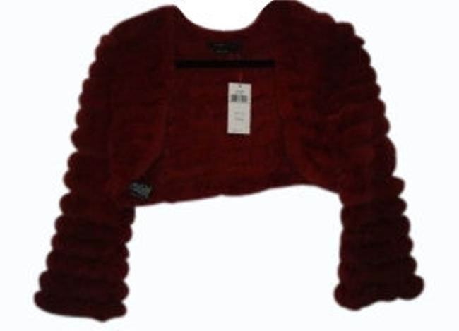 Preload https://item1.tradesy.com/images/bcbgmaxazria-rouge-formal-half-rabbit-fur-jacket-night-out-top-size-petite-12-l-9420-0-0.jpg?width=400&height=650