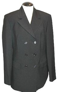 United Colors of Benetton Made In Italy BLACK Blazer