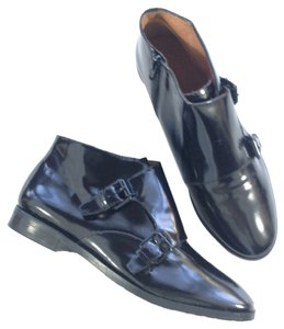 Gentle Souls Patent Leather NEW black Boots