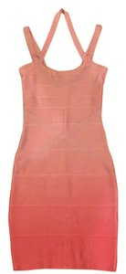 Stretta Bandage Bodycon Dress