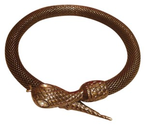 n/a Wraparound Snake Bangle