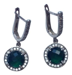 Roberto Bravo Roberto Bravo Sterling Silver Drop Earrings