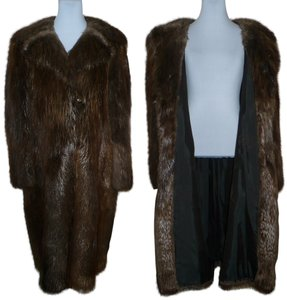 Other Fur Beaver Fur Coat