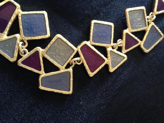 Other Unique Necklace Abstract Art Geometric Shapes Necklace